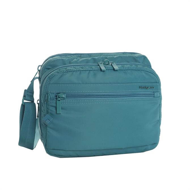Hedgren Metro Cross Body Bag - Brittany Blue
