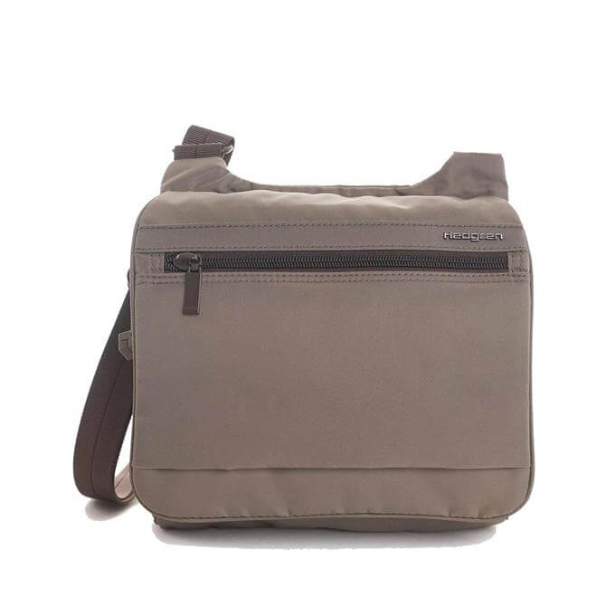 Hedgren Sputnik Crossover Bag with Safety Hook - Sepia Brown