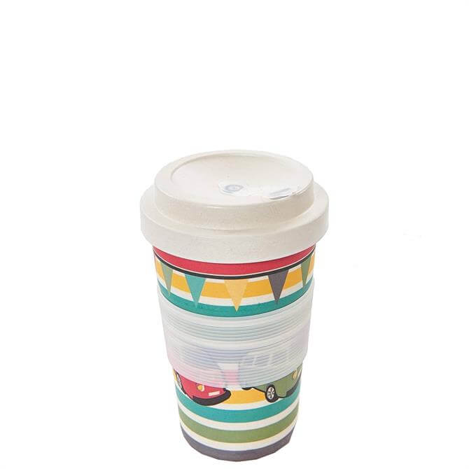 Eco Chic Campervan Bamboo Coffee Cup