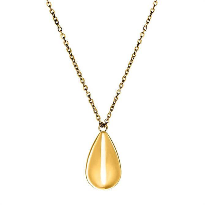 Edblad Gold Drop Necklace