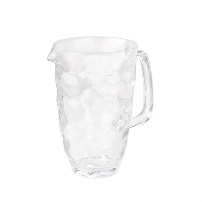 Epicurean Serena Acrylic Pitcher: Clear