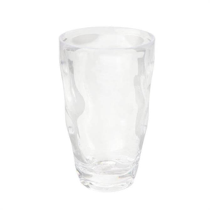 Epicurian Serena Acrylic Tall Tumbler: Clear