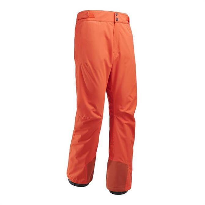 Eider Men's Edge Ski Pants- Dark Orange