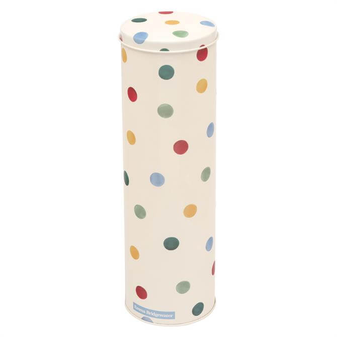 Elite Emma Bridgewater Polka Dot Pasta Tin