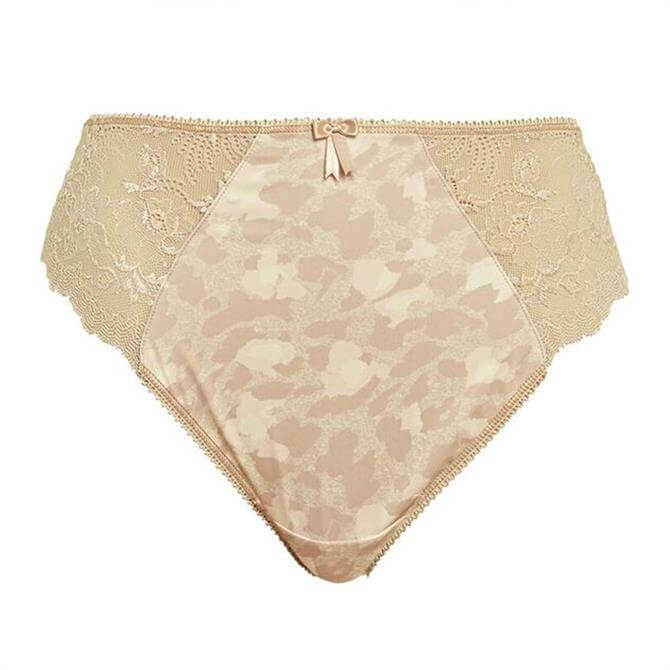 Elomi Morgan Brief Toasted Almond