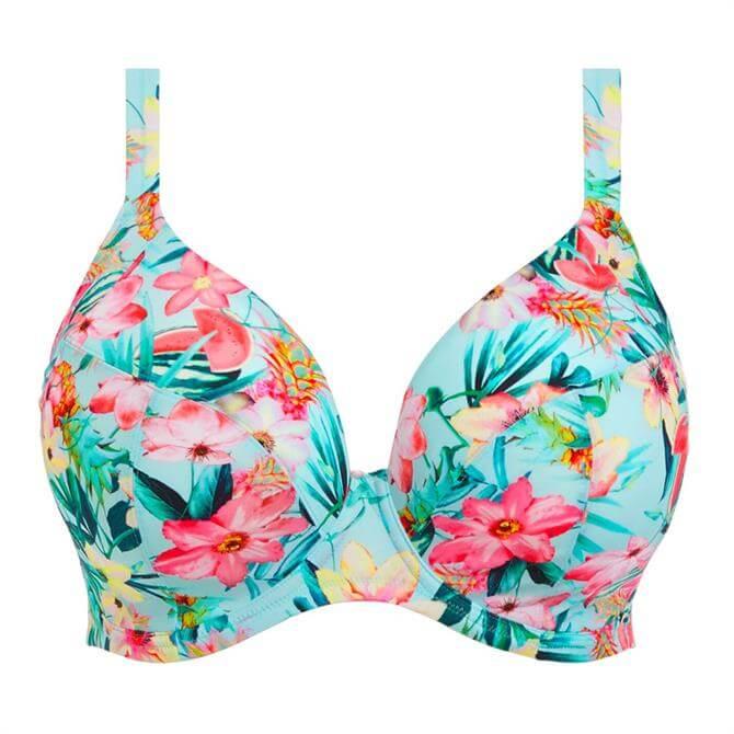 Elomi Aloha Plunge Bikini Top