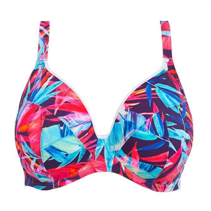 Elomi Paradise Plunge Bikini Top
