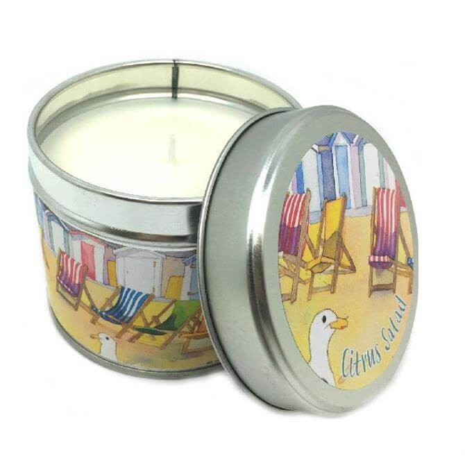 Emma Ball Scented Candle Tin
