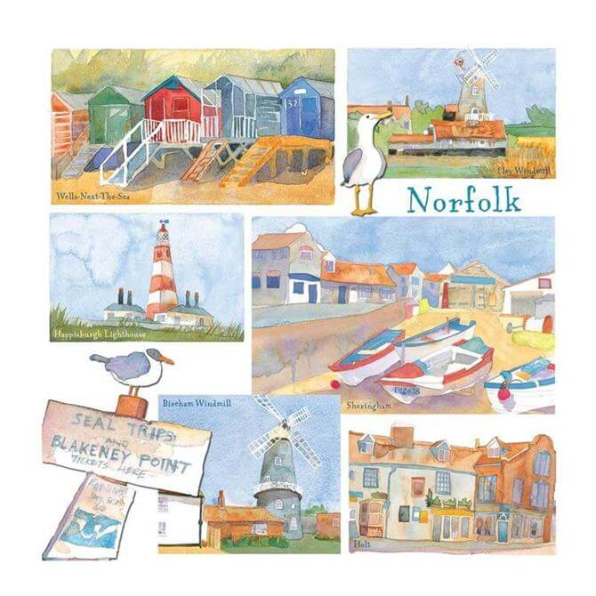 Emma Ball Norfolk Card