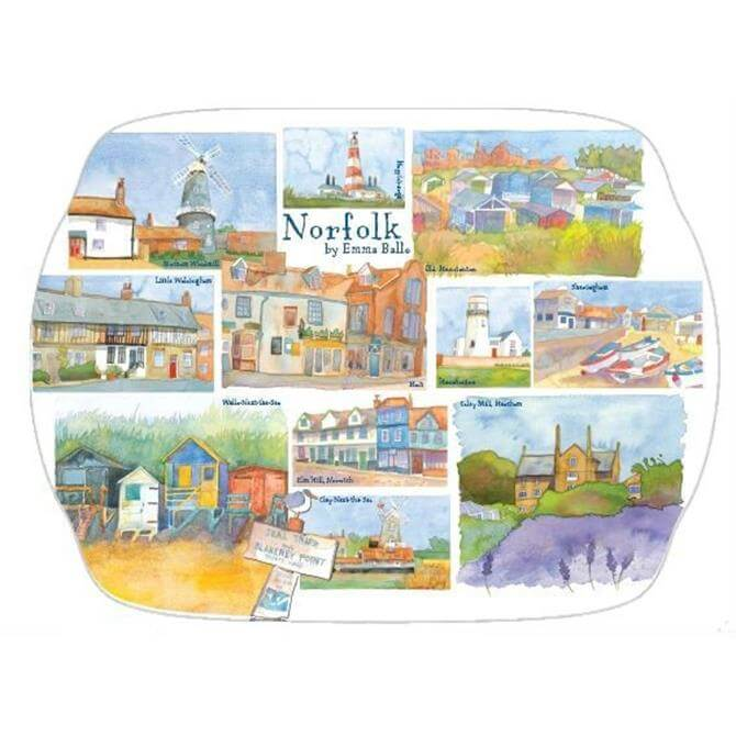Emma Ball Norfolk Medium Tray