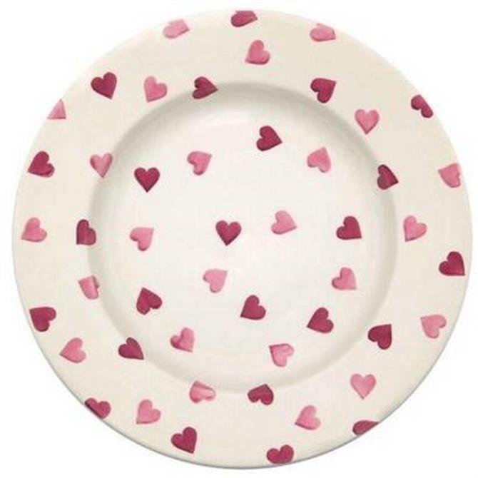 Emma Bridgewater Pink Hearts 8.5 Inch Plate