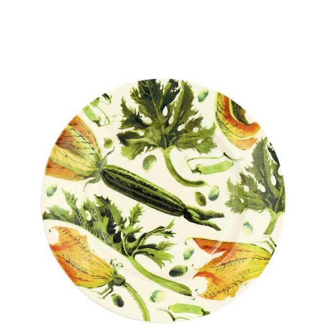 Emma Bridgewater Vegetable Garden Yellow Courgette Plate