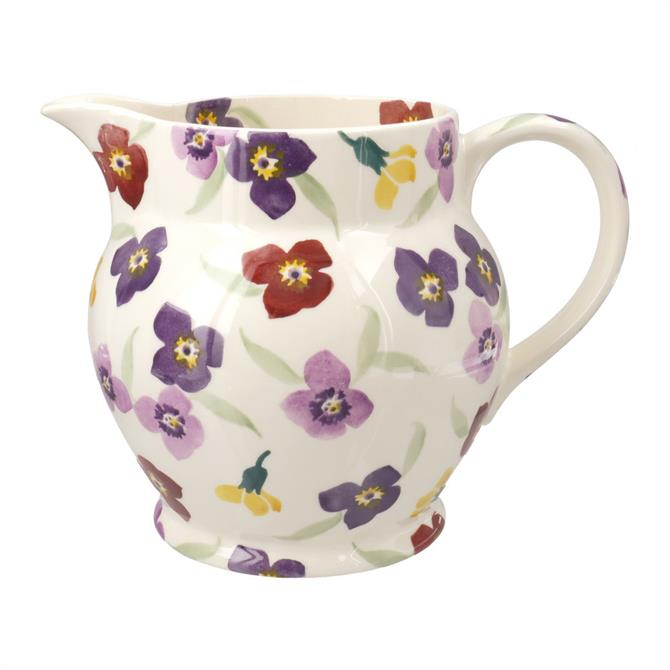 Emma Bridgewater Wallflower 3-Pint Jug