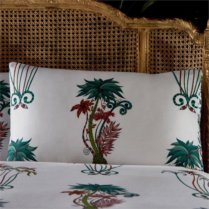 Emma J Shipley Jungle Palms Pair of Housewife Pillowcases