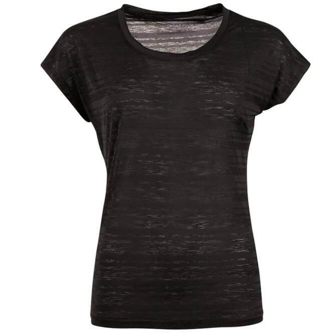 Energetics Womens Balinda II Black Training T-Shirt