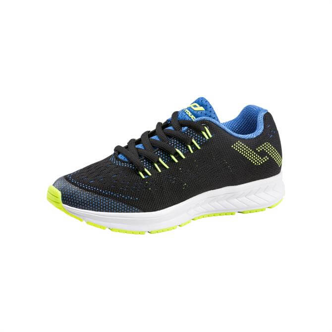 Pro Touch Junior Oz 2.0 Running Shoe - Black Blue