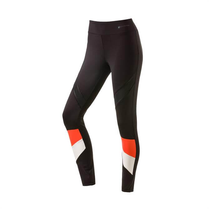 Energetics Women's Kastienne Fitness Leggings - Nasturtium Black