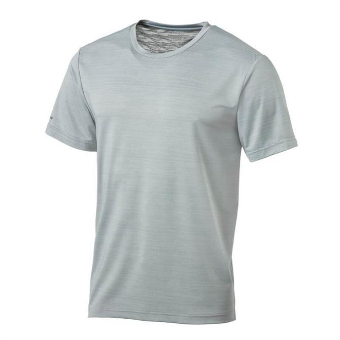 Energetics Men's Friso UX Short Sleeve T-Shirt - Grey