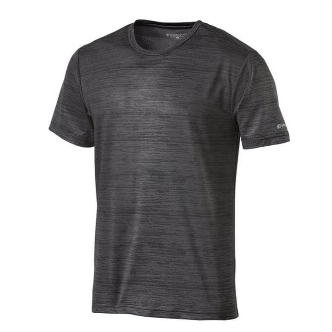 Energetics Men's Friso UX Short Sleeve T-Shirt - Black
