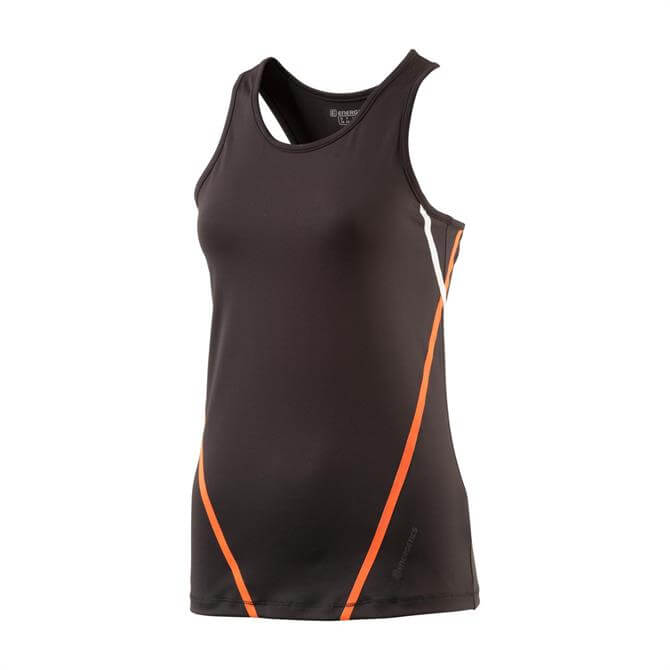 Energetics Women's Gibala Sleeveless Fitness Top - Black