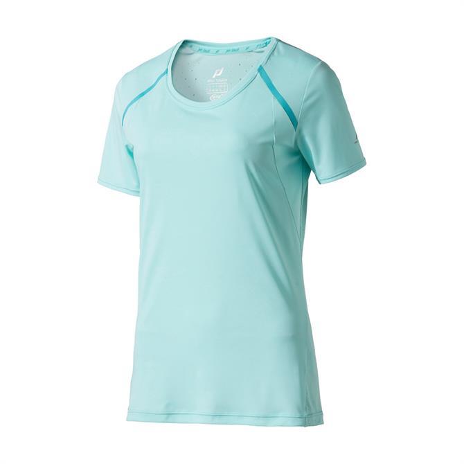 Pro Touch Women's  Osita Short Sleeve T-Shirt - Turquoise