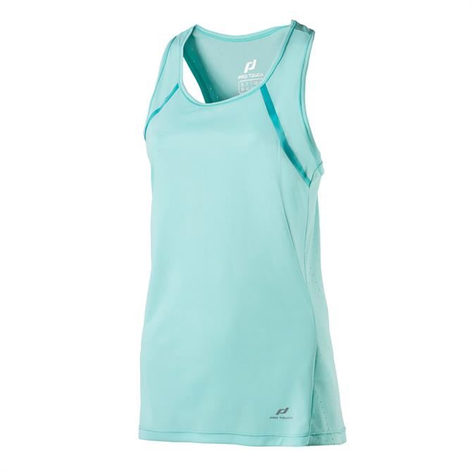 Pro Touch Women's Osa Sleeveless Training Top - Turquoise