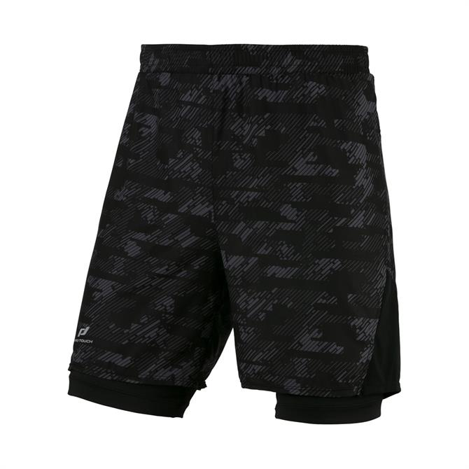 Pro Touch Men's Striko Training Shorts - Black