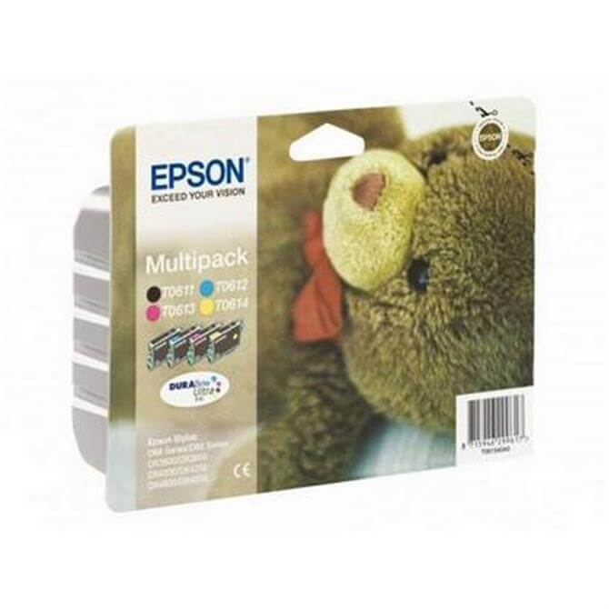 Epson T061x Multipack Teddy Bear