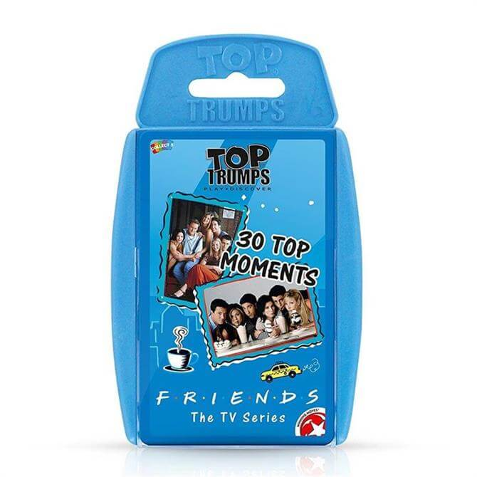 Winning Moves Top Trumps Friends Moments