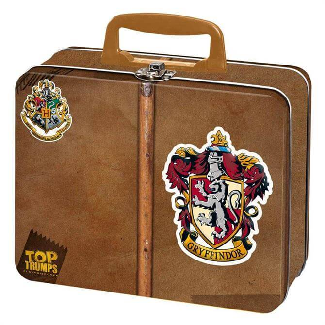 Harry Potter Gryffindor Top Trumps Tin