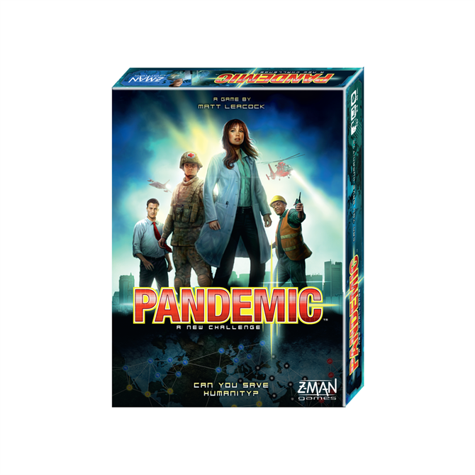 Esdevium Pandemic Game