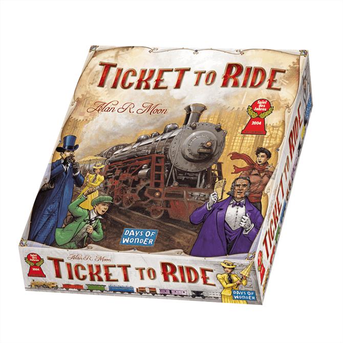 Esdevium Ticket To Ride