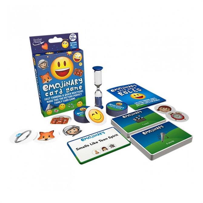 Emojinary Card Game
