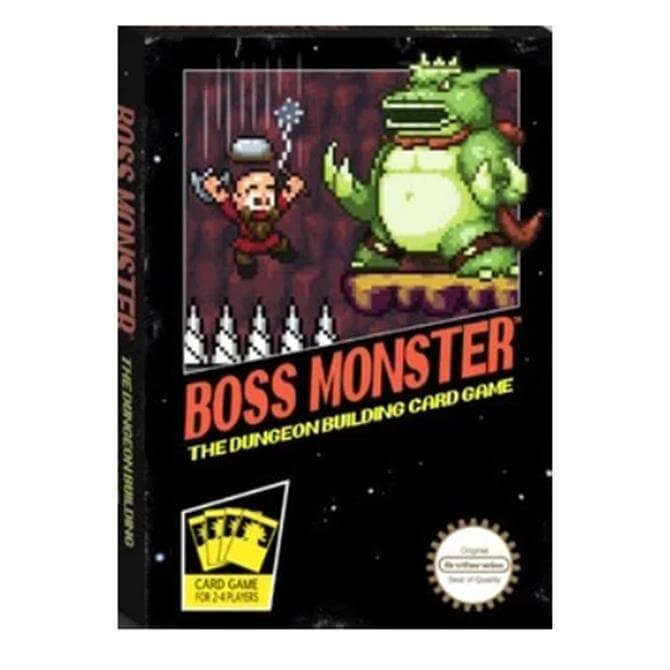 Esdevium Boss Monster