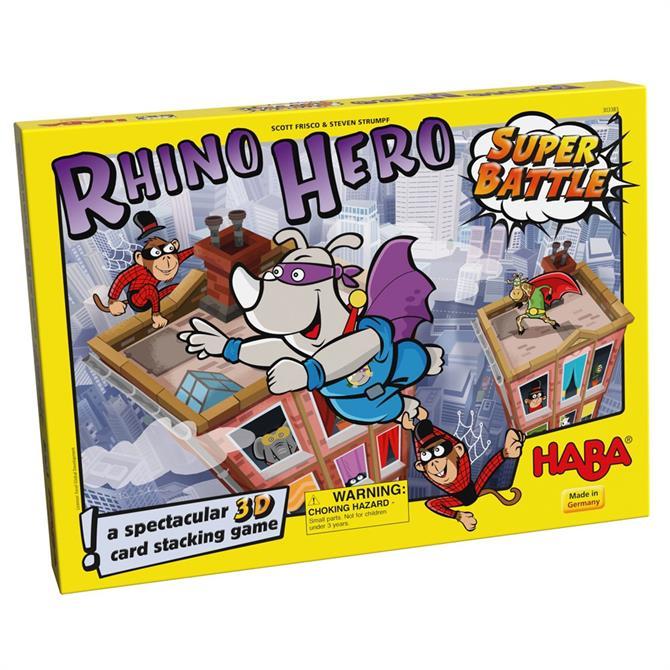 Rhino Hero Super Battle Game