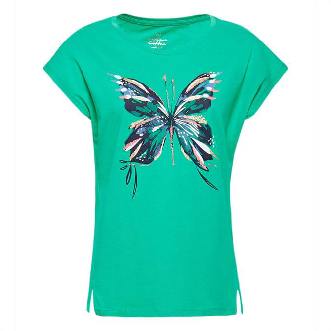 Esprit Butterfly Artwork Tee