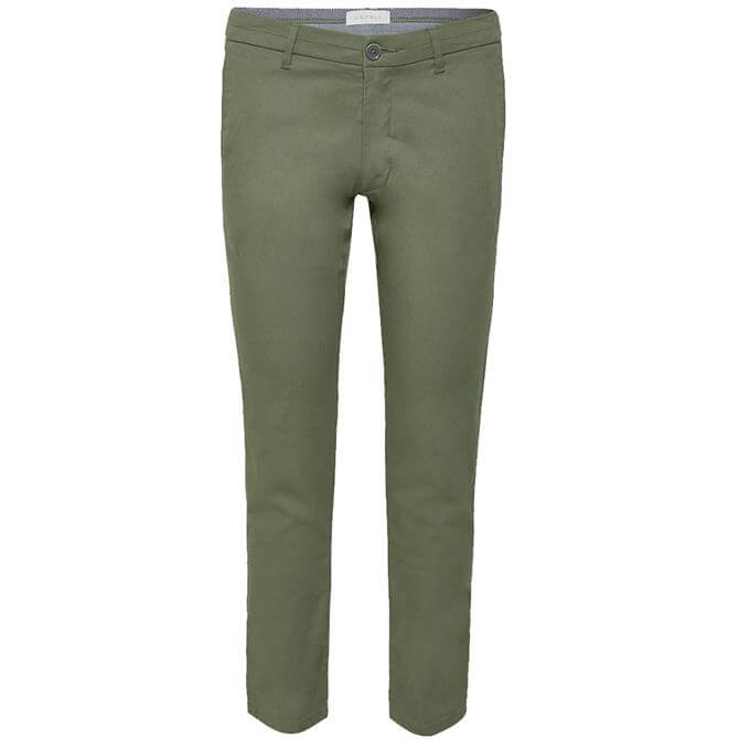 Esprit Men's Chino 5 Pocket Trouser
