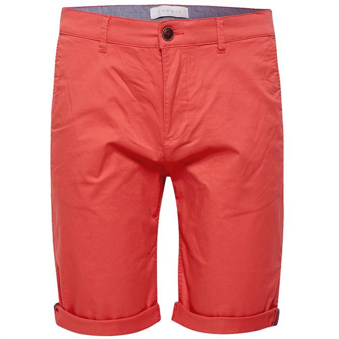 Esprit Men's Chino Cotton Shorts