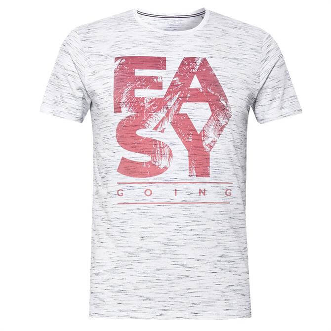 Esprit Easy Going Graphic Print T-Shirt