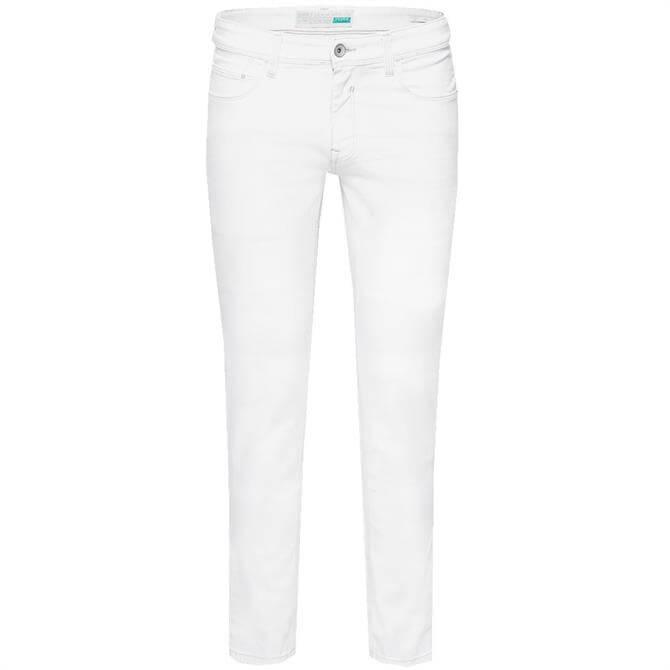 Esprit Men's Slim Fit Organic Cotton Jeans