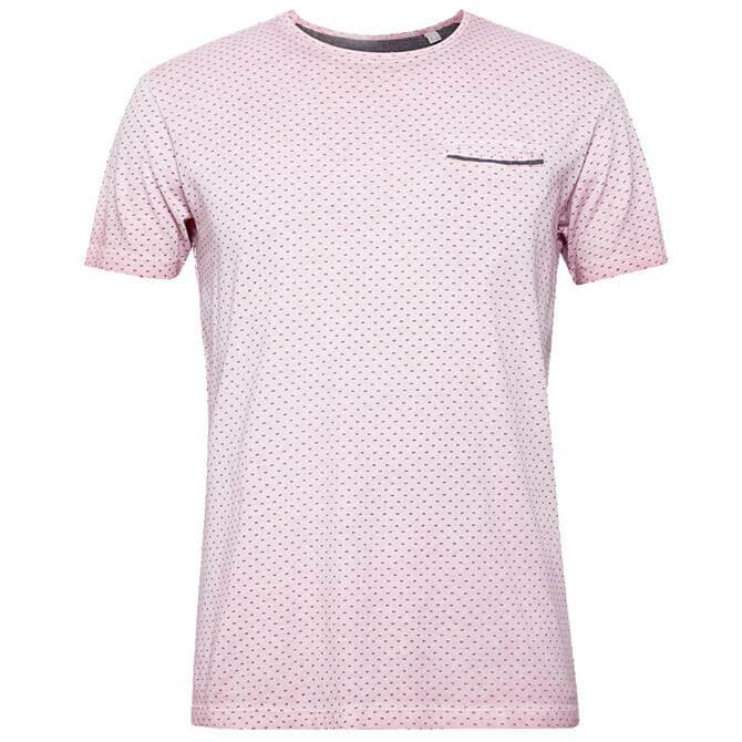 Esprit Micro Dot Print T-Shirt