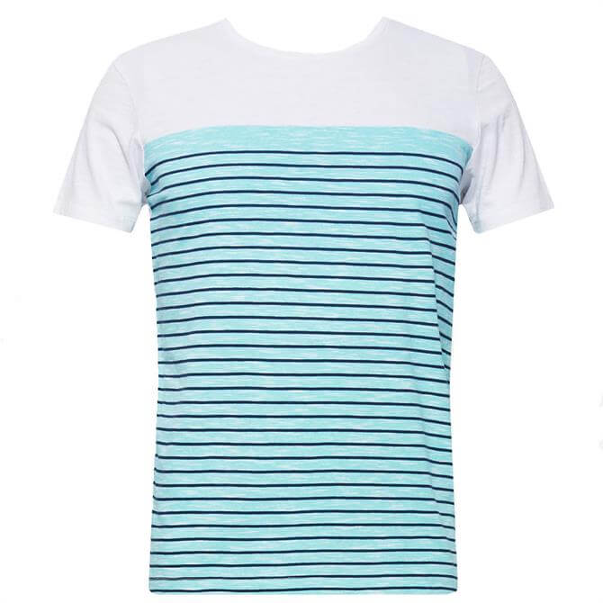 Esprit Striped Cotton Jersey T-Shirt