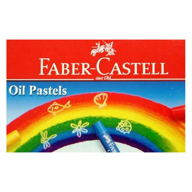 Faber Castell Oil Pastels - Assorted Colours