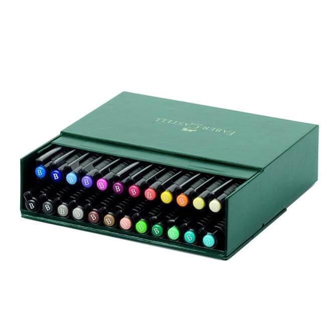 Faber Castell Pitt 24-Pen Gift Box