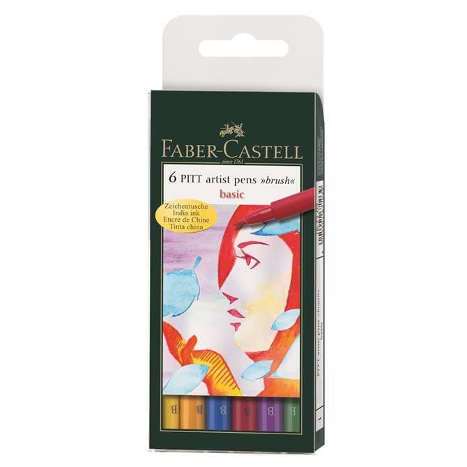 Pitt Pen Basic Set