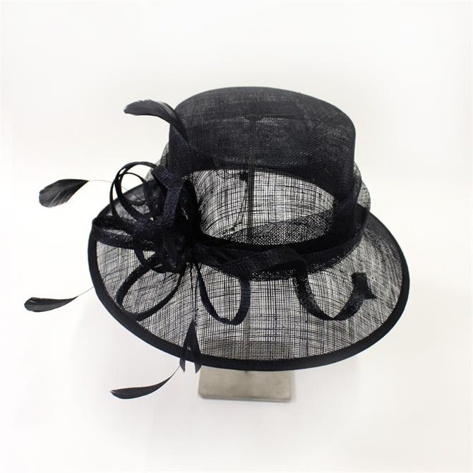 Boardmans Bridget Downbrim Sinamay Hat