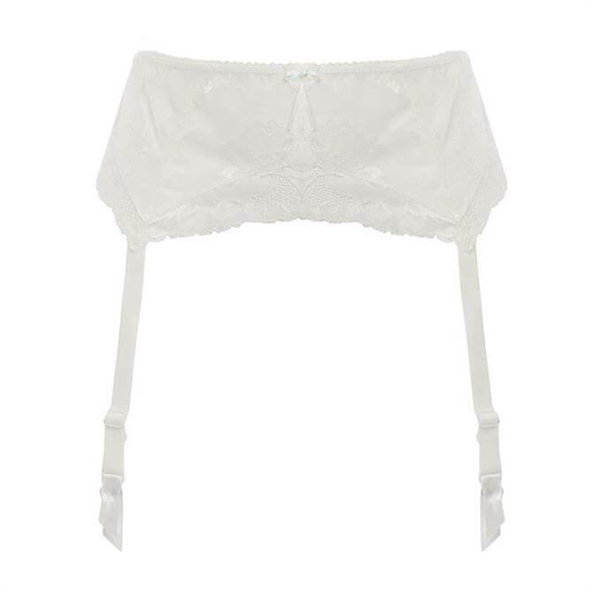 Fantasie Bronte Ivory Suspender Belt