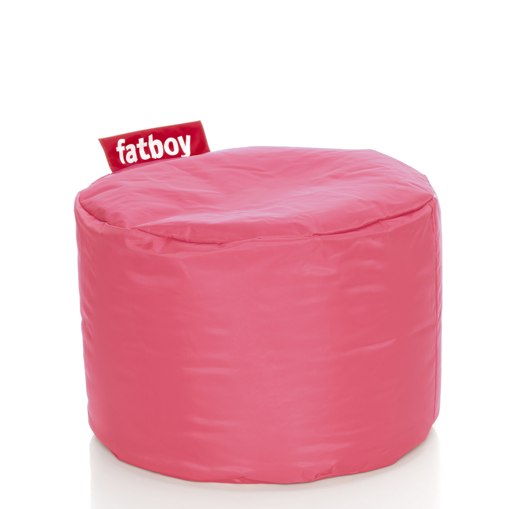 An image of Fatboy Point Beanbag - PINK