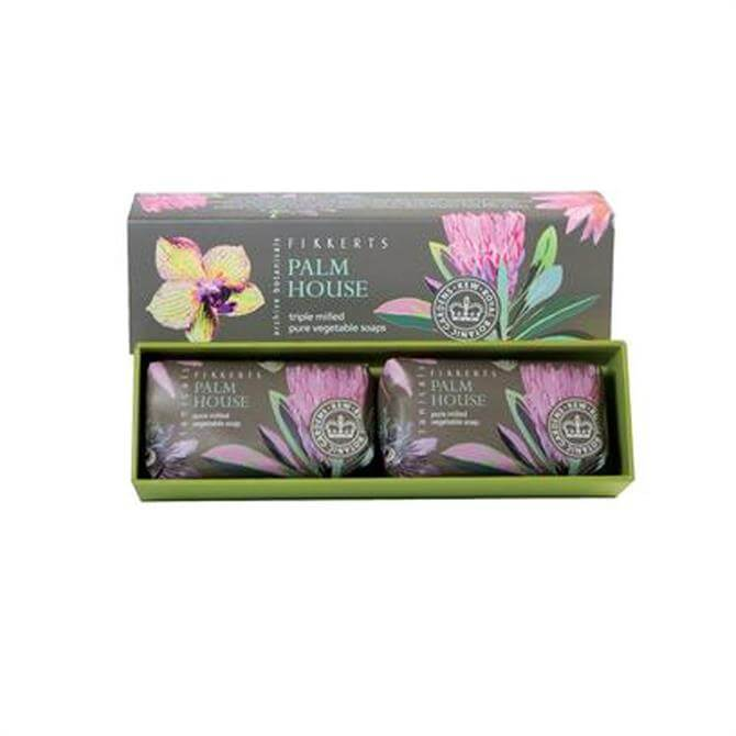 Royal Botanic Gardens Kew Palm House Vegetable Soap Set