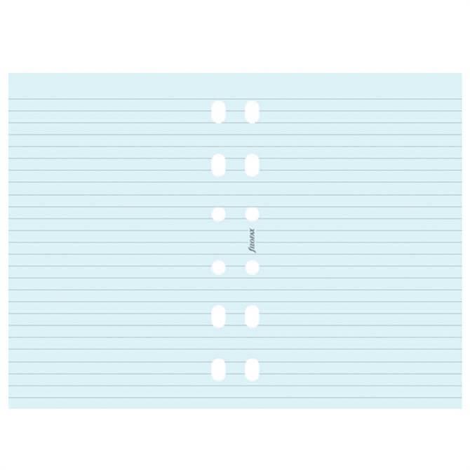 Filofax Pocket Diary Ruled Notepaper Refill